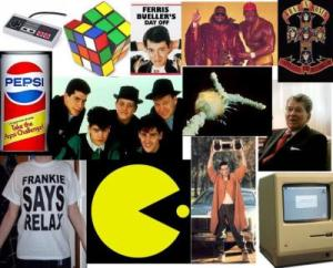 The 1980's in review!!