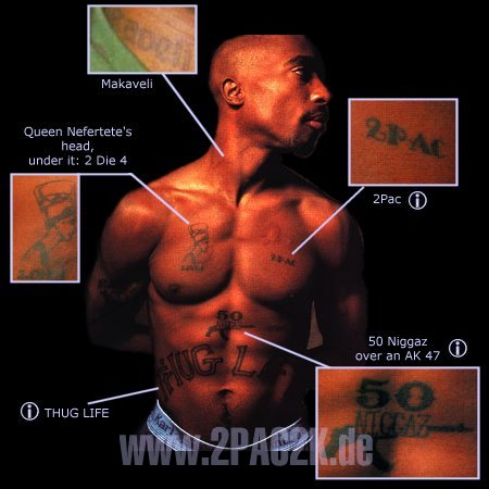 Crime Scene Photos Of Tupac Shakur Tupac was born to mother alice